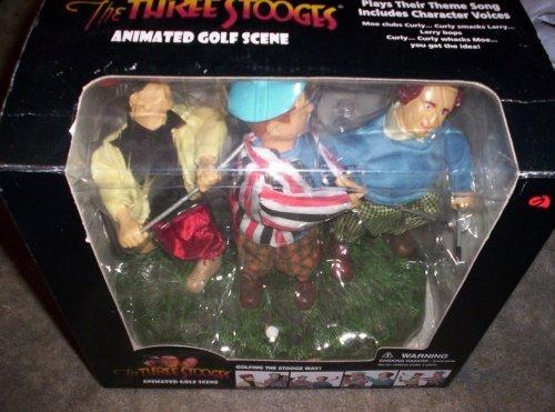 The Three Stooges Animated Golf Scene]()