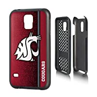 NCAA Washington State Rugged Series Phone Case Galaxy S95, One Size, One Color