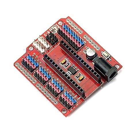 BNC Sensor Shield for Arduino Practical Maker