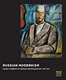 img - for Russian Modernism: Cross-Currents of German and Russian Art, 1907-1917 book / textbook / text book