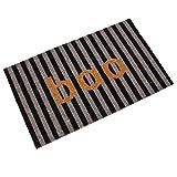 TRS Halloween BOO Coir Mat 18 H x 30 W