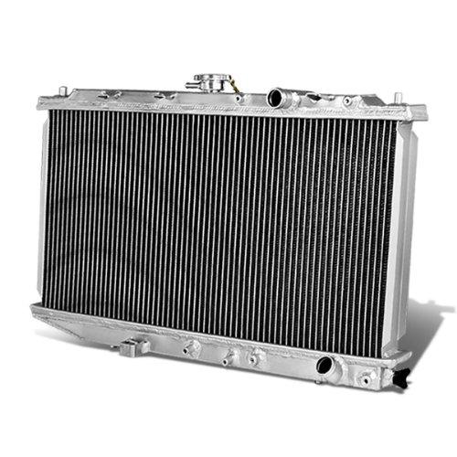 Radiator Performance Manual Aluminum (For Honda Civic/CRX Full Aluminum 2-Row Racing Radiator - EF Manual MT only)