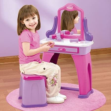 Amazon Com American Plastic Toy My Very Own Vanity Toys Games