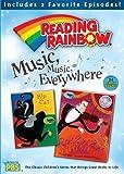 Reading Rainbow: Music, Music, Everywhere [Import]