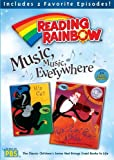 Reading Rainbow: Music, Music, Everywhere Image
