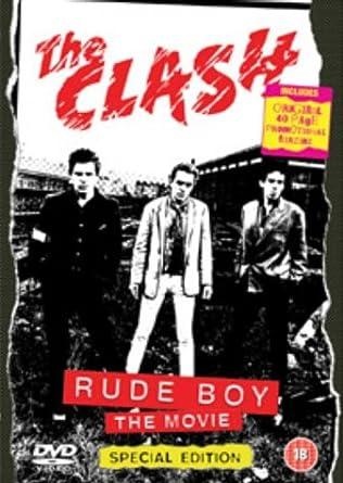 The Clash Rude Boy Special Edition Fsk 18 Amazonde Dvd Blu Ray