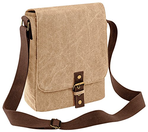 Quadra Vintage Ipad Quadra Vintage Black Tablet Canvas Vintage Reporter Bag UwUBfrqy