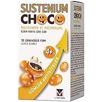 Menarini Sustenium Choco Multivitamin ve Multimineral Çiğneme Tableti 90 Tablet