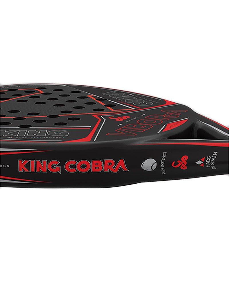 VIBORA-A Padel Pala de Padel Modelo King Cobra Tricarbon Liquid-Catálogo Oficial, Unisex Adulto, Talla Única: B01FERDS2K: Amazon.es: Deportes y aire libre