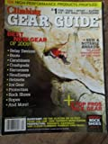 Climbing Magazine Annual 2009 Includes Gear Guide; Belay Devices, Boots Carabiners, Crashpads, Harnesses Headlamps, Helmets, Ice Gear, Protective Rock Shoes, Ropes