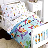 Olive Kids Mermaids 4 pc Bed In a Bag - Toddler
