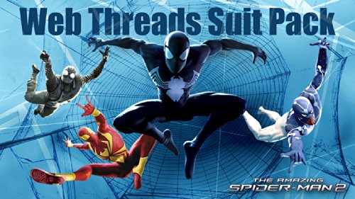 The Amazing Spider-Man - Web Threads Suit Pack [Online Game Code]