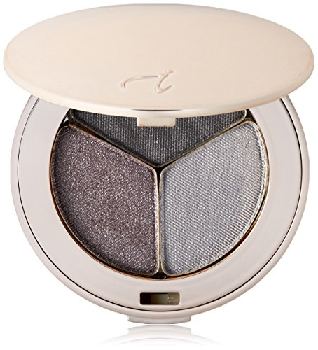 - Jane Iredale Purepressed Eye Shadow, Silver Lining, 0.1 Ounce