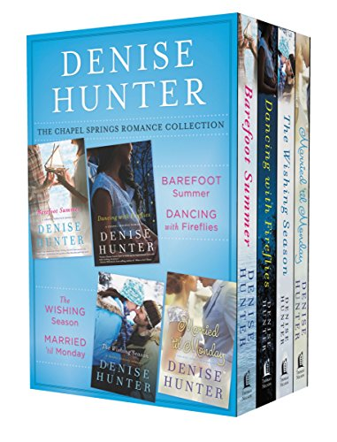omance Collection: Barefoot Summer, Dancing with Fireflies, The Wishing Season, Married 'til Monday (A Chapel Springs Romance) (Romance Wedding Collection)
