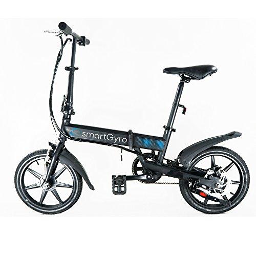 🥇 SmartGyro Ebike – Bicicleta eléctrica