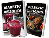 juicer delight - Sugar-Free Juicing Recipes and Sugar-Free Greek Recipes: 2 Book Combo (Diabetic Delights)