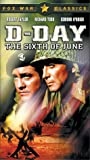 D-Day Sixth of June [VHS]