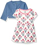 Apparel : Touched by Nature Girl Organic Cotton Cardigan and Dress