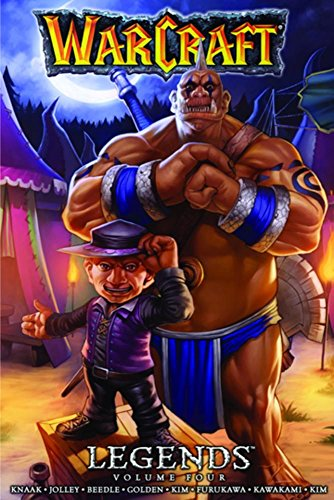 Warcraft-Legends-Vol-4-Blizzard-Manga