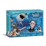megalodon model - Geoworld Dr. Steve Hunters Wonders of Nature Shark Teeth Paleo Kit