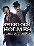 DVD : Sherlock Holmes: A Game Of Shadows