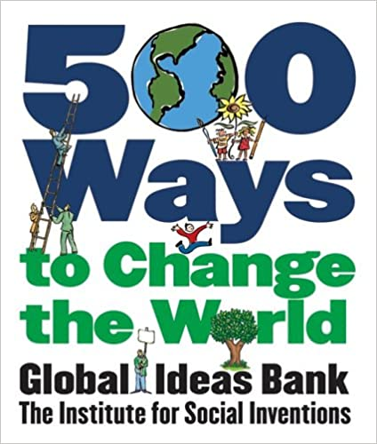 Book 500 Ways to Change the World