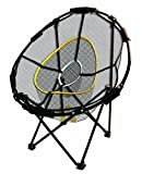 Jef Sport Training Net Golf Chipping 3 Baskets Collapsible Practice Cage Hitting