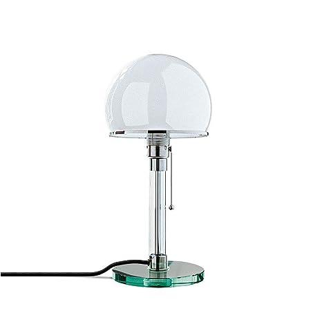 Tecnolumen Wagenfeld - Lámpara de mesa: Amazon.es: Iluminación
