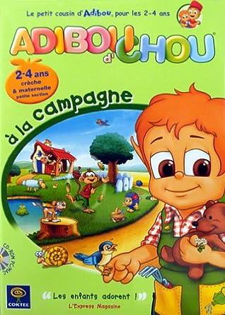 adiboudchou a la campagne gratuit