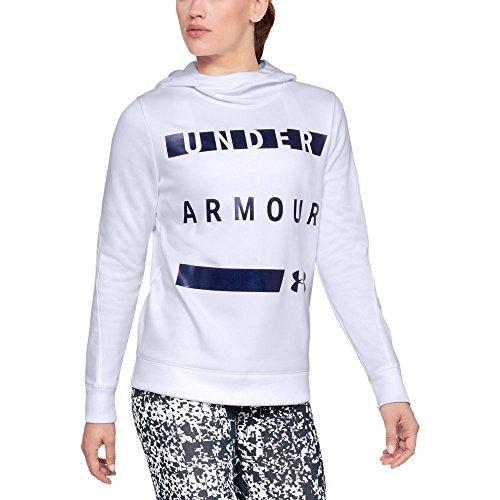 Superior Under Armour 001 Black Parte 100 Xxl White Mujer Calentamiento Del Fleece Tonal tonal tRq4xWwq