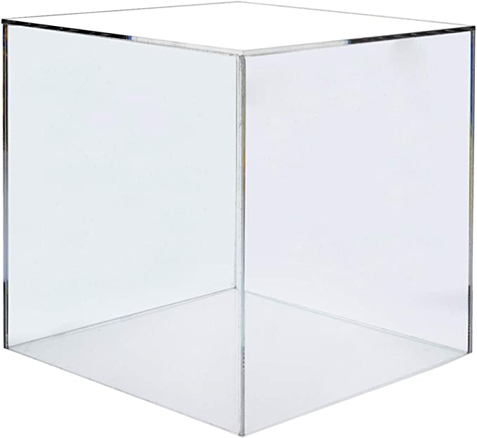 Premium Display Base Double Sided- Fits 2.00 /& 2.50 Cube