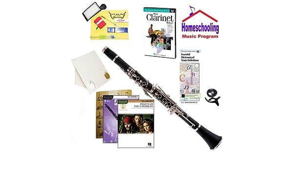homeschool música - Aprende a tocar el clarinete unidades (piratas ...