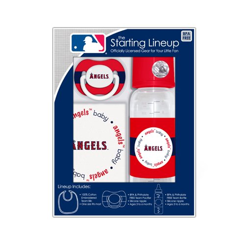 - MLB Los Angeles Angels Of Anaheim Gift Set