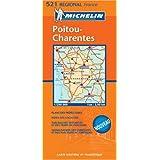 Michelin Poitou-Charentes, France