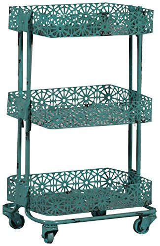 3 tier storage cart - 6