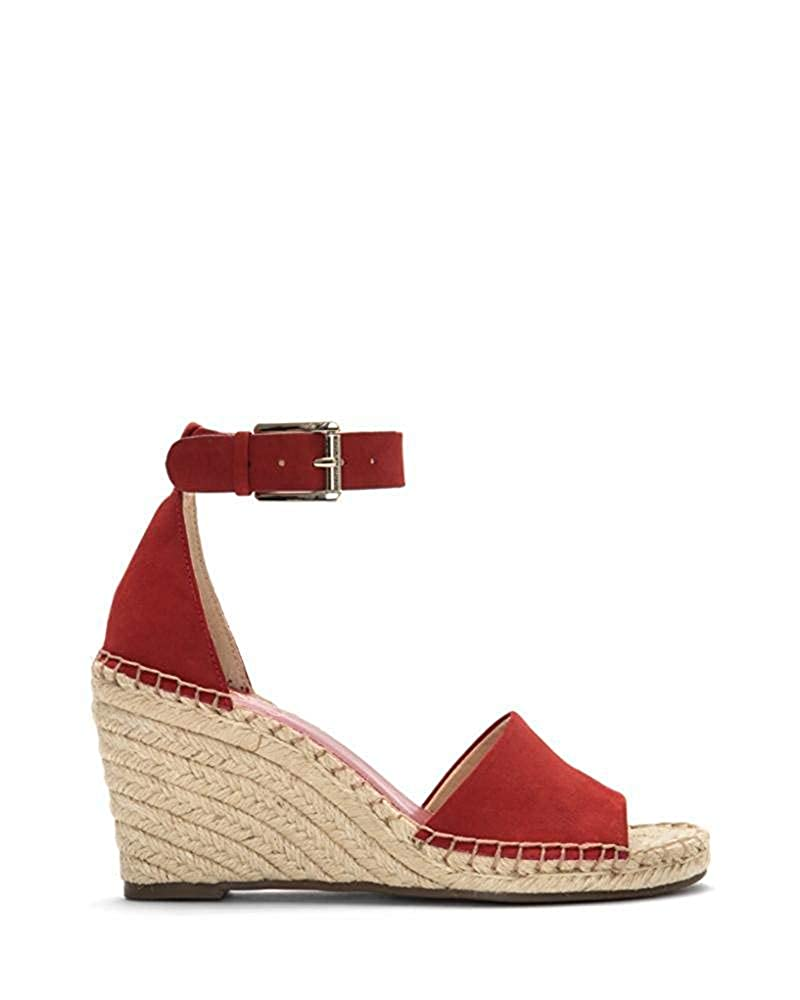 Cherry Red Vince Camuto Women's LEERA Wedges