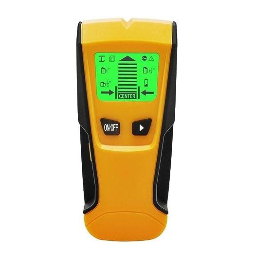 Detector del Perno Prisionero, Abs Ambiental de la Exhibición del Lcd del Analizador del Alambre