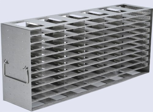 (Thermo Scientific Side Access Microplate Freezer Rack, 5 Door, 77 Plates, 25.5