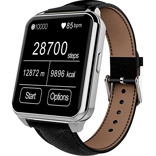 LENCISE Bluetooth Smart Watch Ip67 Waterproof with Heart Rate ...