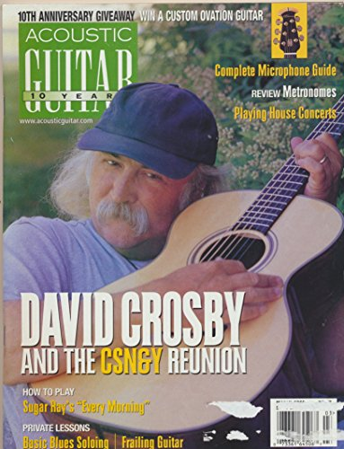 Acoustic Guitar: Sheet Music-