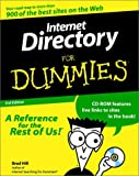 Internet Directory for Dummies, Brad Hill, 0764505882