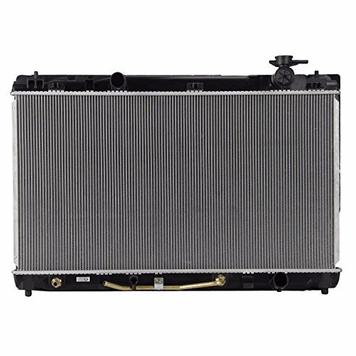 Klimoto Brand New Radiator fits Toyota Camry 2007 2008 2009 2010 2011 2.4L 2.5L L4 2917 164000H210 164000V070 1640028550 TO3010312 16400OH210 8012917 ()