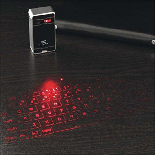From USA ★ LAMASTON Mini Laser Keyboard Projector ...