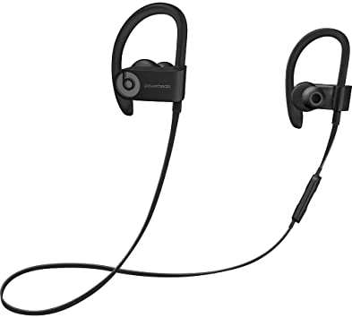 Amazon Com Beats By Dr Dre Powerbeats3 Wireless In Ear Stereo Headphones Bluetooth Black Renewed Electronics