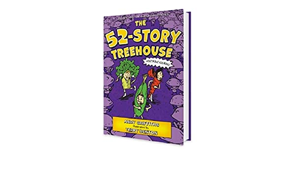 The 52-Story Treehouse (13 Story Treehouse): Amazon.es: Andy ...