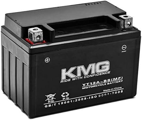 KMG电池YT12A-BS密封免维护电池