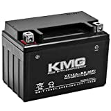 KMG Battery for Suzuki 400 AN400 Burgman 2003-2012 YT12A-BS Sealed Maintenance Free Battery High Performance 12V SMF OEM Replacement Powersport Motorcycle ATV Scooter Snowmobile