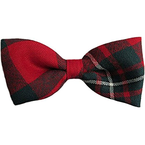 Various Modern Scottish Bow in Tartans Tie Made Available in Clan Macgregor Gents Scotland 7YqZRw