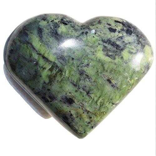 Nephrite Jade - Zenergy Gems [1] One Charged 2