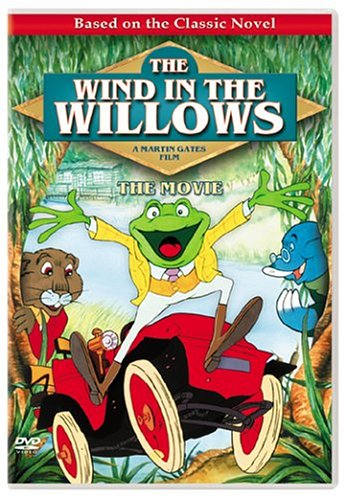 The Wind in the Willows - The Movie (Gate Bookends)